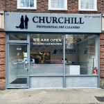 🎩Churchill Dry Cleaners🎩